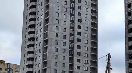 """Дом 1.1. Остекление лоджий """"евродвушек""""."""